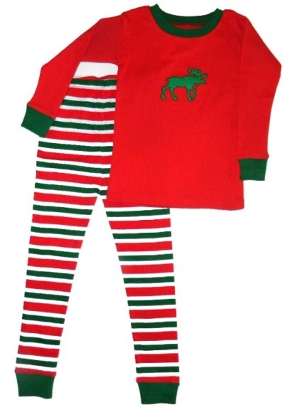 Boy's organic pajama by New Jammies