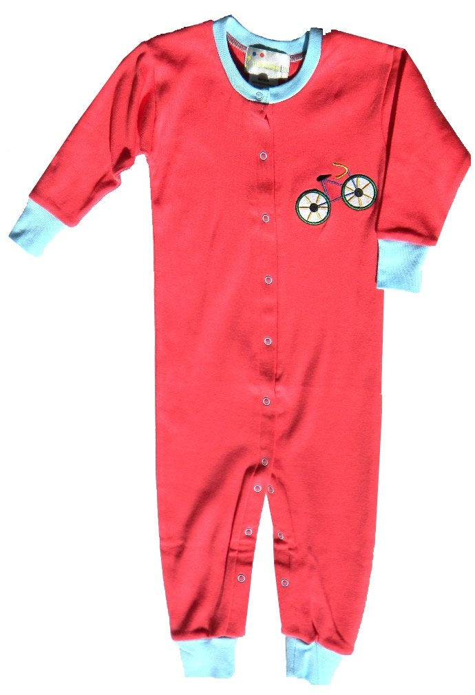 Boys One Piece Pajamas by New Jammies