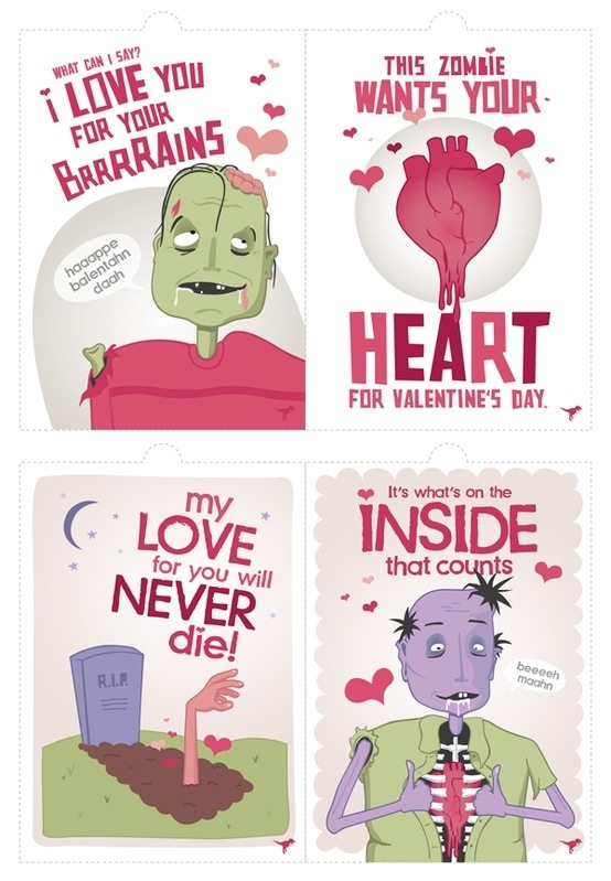 Valentine's Day: Boy Cards