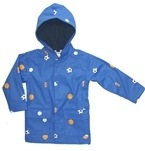 Boys Raincoat by Kitestrings