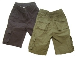 Boy's shorts by Wes and WIlly