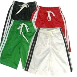 boy's athletic shorts by Wes and WIlly