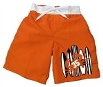 boy's swim trunks by Dogwood Clothing