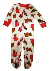 Christmas Presents: Pajamas