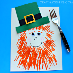 St Patrick's day leprechaun fun