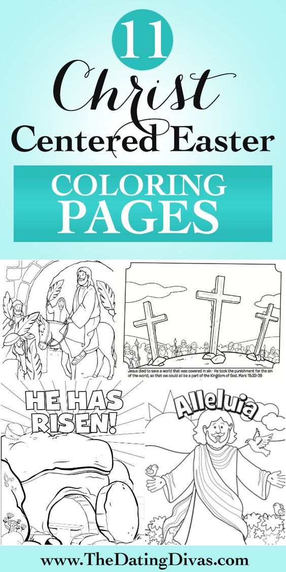 Free printables for easter the boys store blog for Easter coloring pages religious education