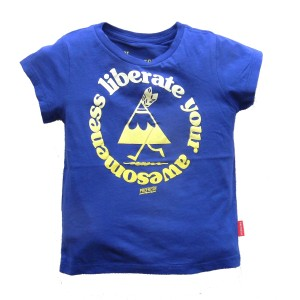 Liberate your awesomeness Prefresh boy's tees