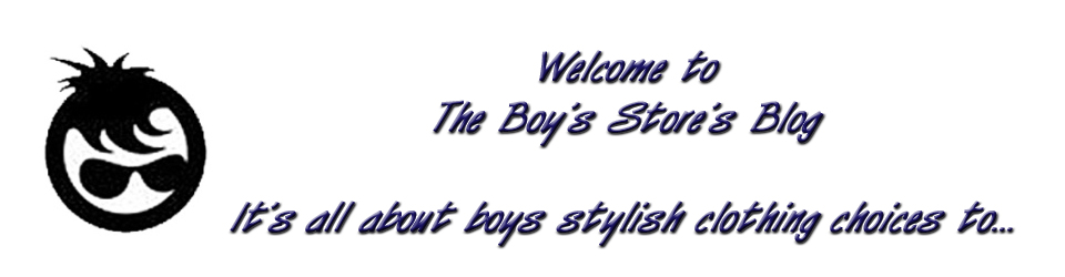 The Boys Store Blog
