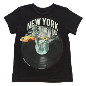 Californian Vintage New York Record tee