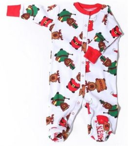 Holiday Pajamas - bears