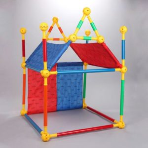 toobeez building toys tent