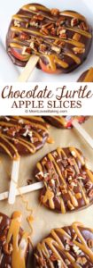 Turtle Apple Slices