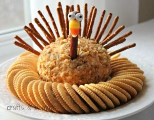 Thanksgiving potluck appetizer