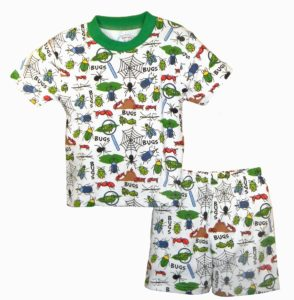 new in sleepwear - bugs pjs