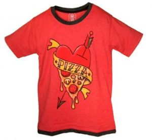 Summer comes early pizza shirt