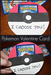 Pokemon Valentine's ideas