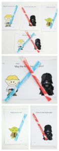 Star Wars Valentine's ideas