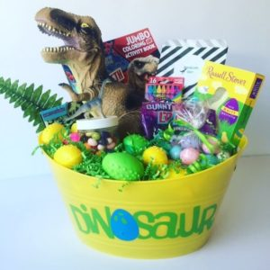 Dinosaur Easter ideas