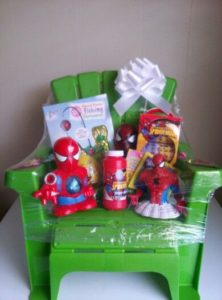 Spiderman Easter ideas
