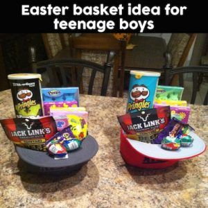 Teenager Easter ideas