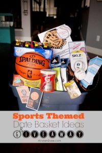 Sport themed Easter ideas