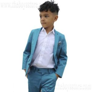 Appaman suits in teal